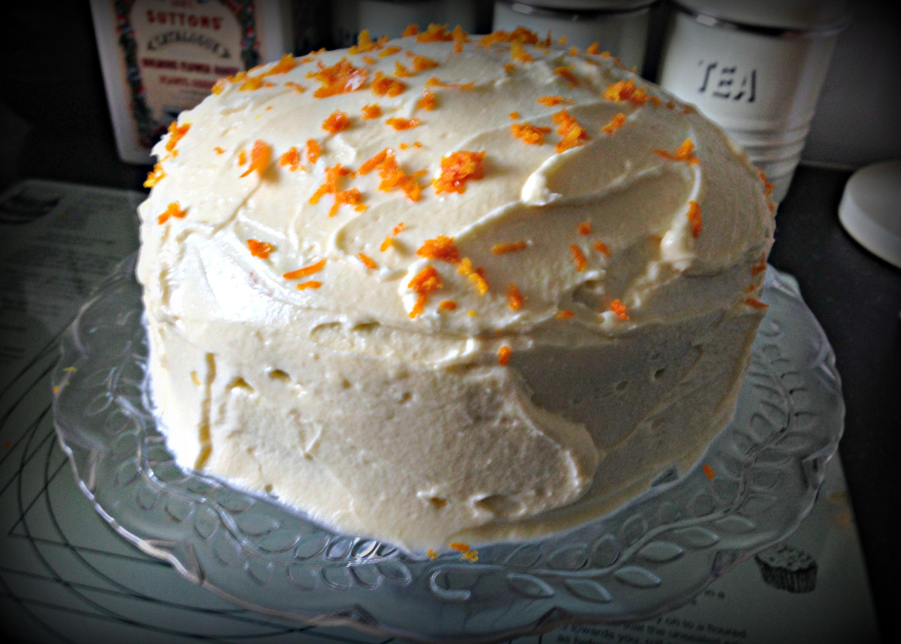 Carrot Cake William Leigh