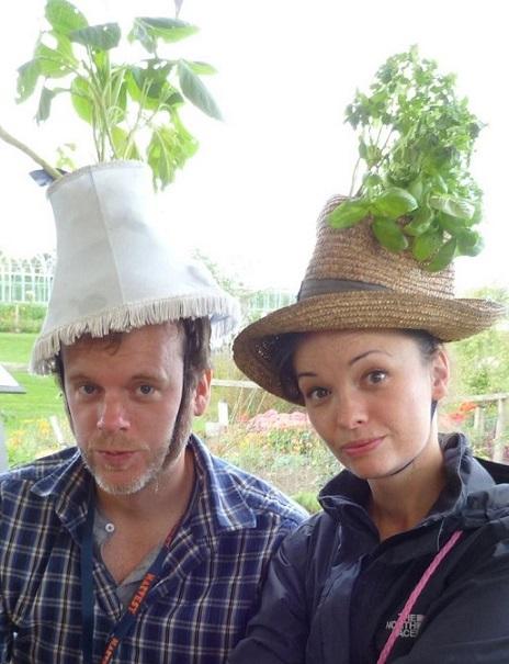 salad hats