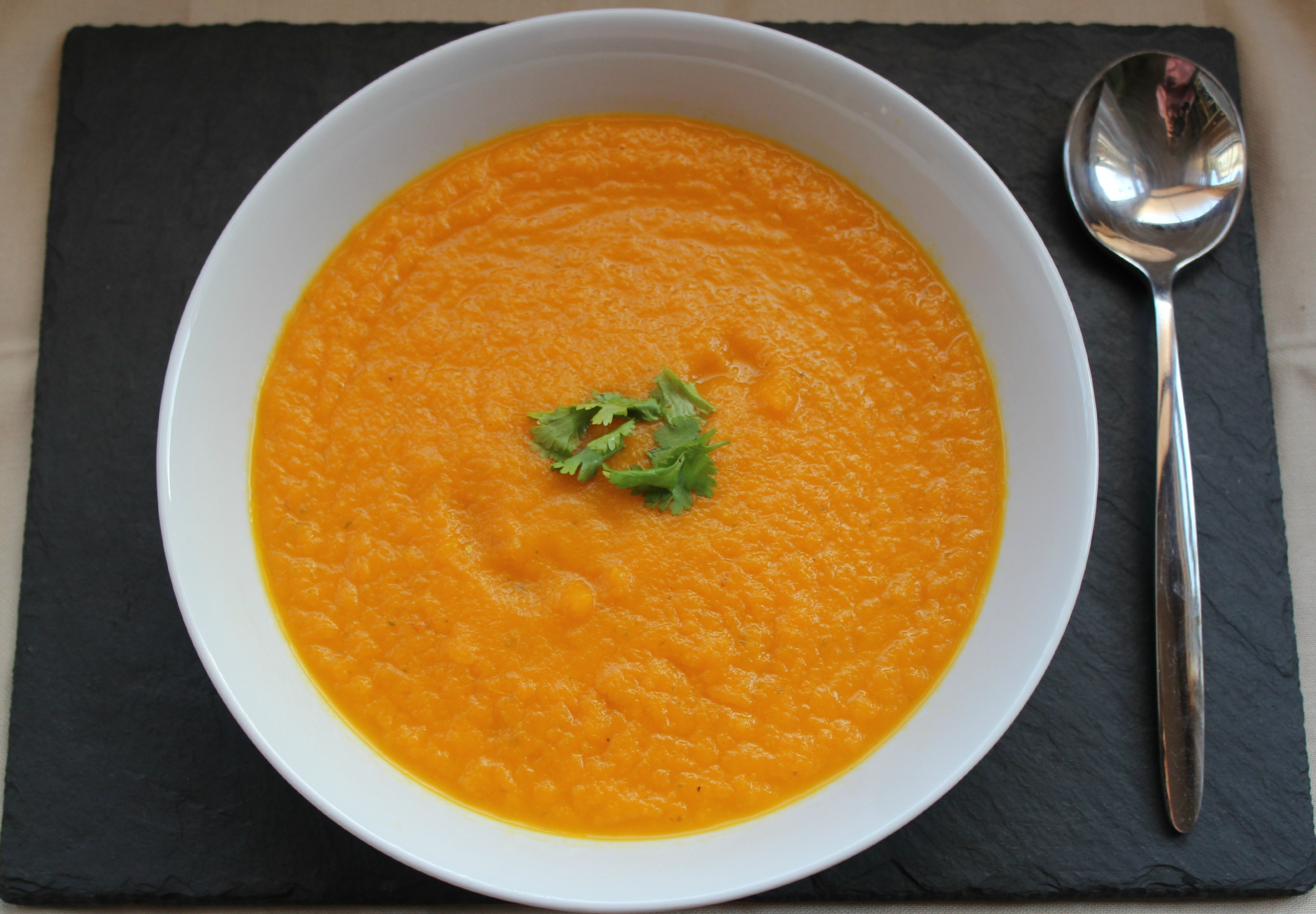 Carrot and Orange Soup | AGENTS OF FIELD