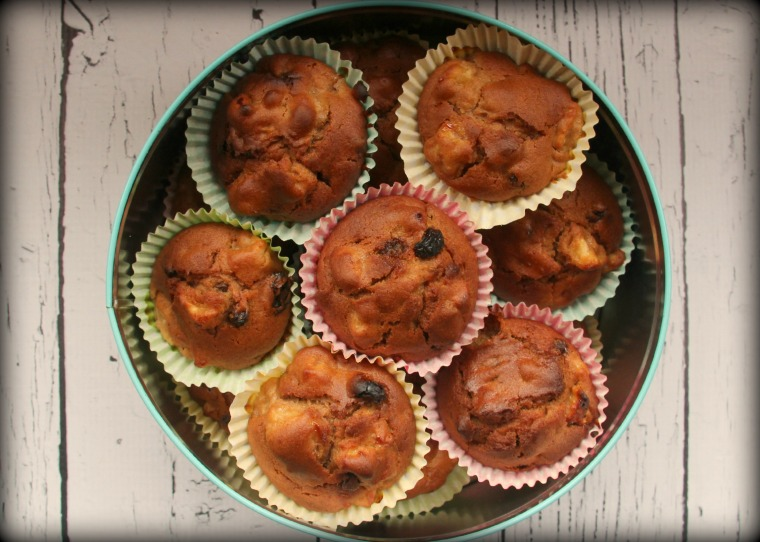 Apple & Cinnamon Muffins
