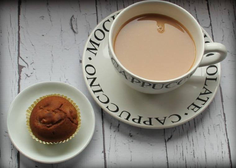 Tea & Muffin