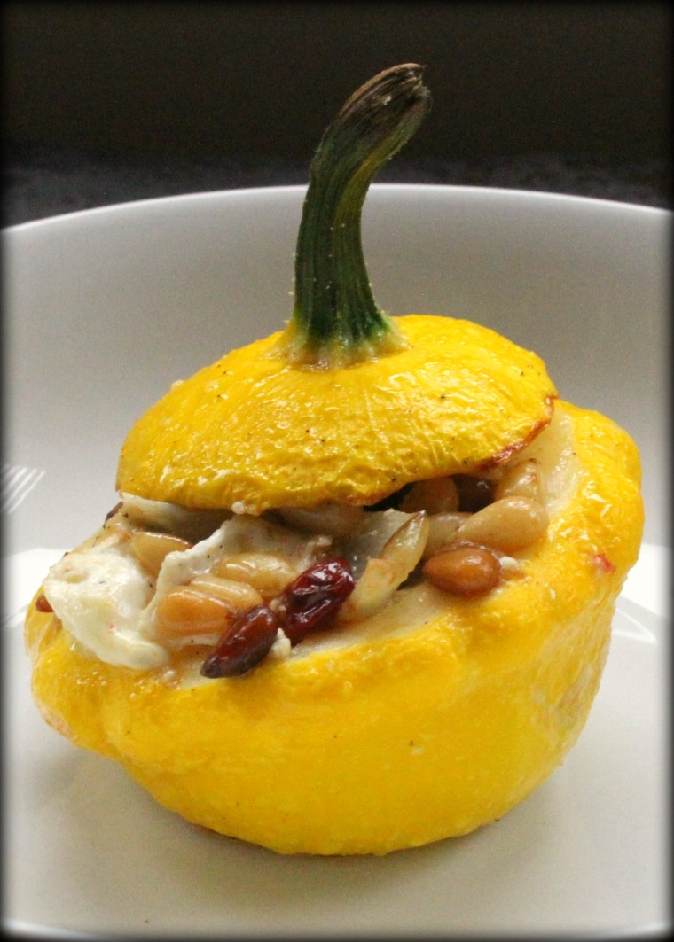Stuffed Patty Pan