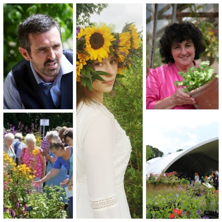1 #WoburnGardenShow 23rd & 24th June Looking forward to seeing you