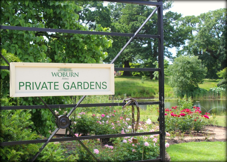 Private Gardens at Woburn Abbey